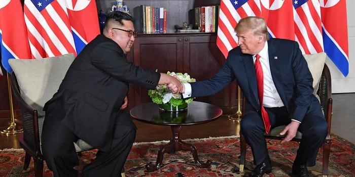Trump y Kim, ante  una cumbre histórica. El estadounidense y el norcoreano  buscan sellar compromisos multilaterales.
