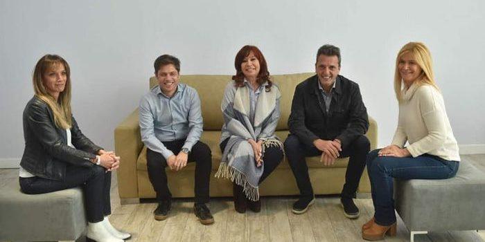 Llegó la foto esperada. En la presentación de Sinceramente, en Malvinas Argentinas, coincidieron Cristina Fernández y Sergio Massa, después de varios años de distanciamiento.