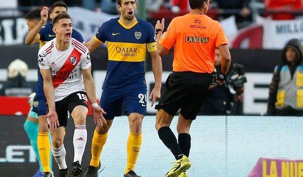 Superliga: River y Boca empataron sin goles en el Monumental. Preámbulo de la Copa Libertadores.