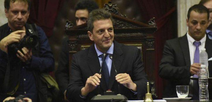 Juraron los diputados nacionales electos en octubre y Sergio Massa se convirtió en el nuevo presidente de la Cámara baja.